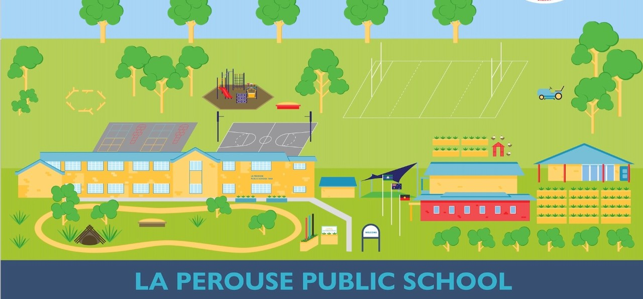 Map of La Perouse Public School